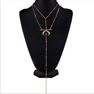 Jewelry - 3 for $40!! Dainty Gold Bohemian Layered Necklace